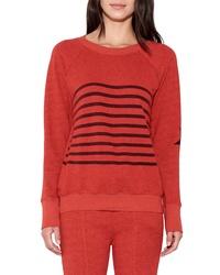 Sundry Stripe Pullover