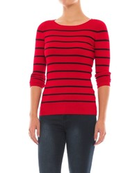 Workshop Republic Clothing Striped Sweater