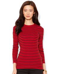 Black Red Striped Long Sleeve Shirt Bizrate
