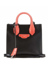 Balenciaga Padlock Nude Mini All Afternoon Leather And Snakeskin Tote