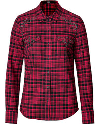 Steffen Schraut Cotton Studded Country Rock Shirt