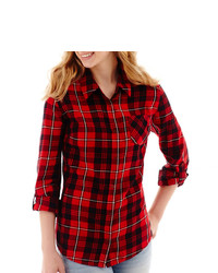 Arizona Long Sleeve Plaid Shirt