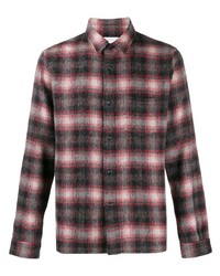 John Elliott Flannel Check Shirt
