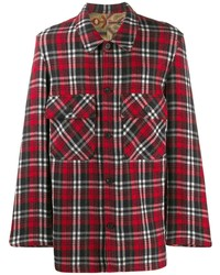 Pierre Louis Mascia Pierre Louis Mascia Plaid Shirt