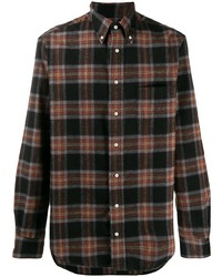 Gitman Vintage Plaid Revised Camp Shirt