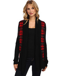 Jack by kiya plaid cardigan medium 113068