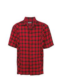 Tartan checked shirt medium 8356410