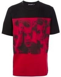 Dolce & Gabbana James Dean T Shirt