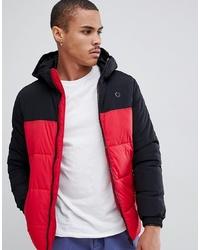 Jack & Jones Core Puffer Jacket With Hood