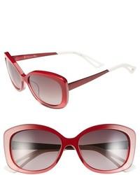 Christian Dior Dior Extase 2 56mm Retro Sunglasses