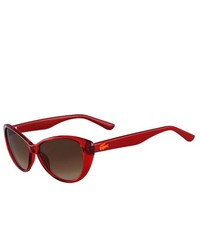 Lacoste Sunglasses L3602s 615 Red 50mm