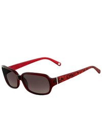 Nine West Sunglasses Nw529s 615 Red 58mm