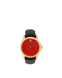 Red and Black Watch