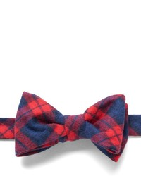 Bow Tie Tuesday Plaid Pretied Bow Tie