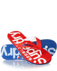 Superdry Mainline Flip Flops