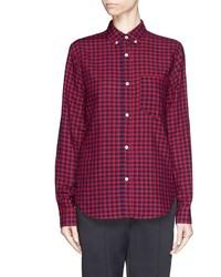 Etoile Isabel Marant Isabel Marant Etoile Ramon Check Flannel Shirt