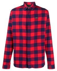 Philipp Plein Hexagon Crystal Shirt