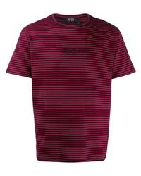 N°21 N21 Striped T Shirt