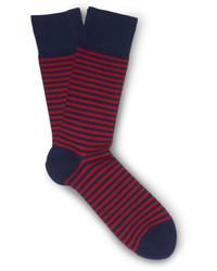 Club Monaco Skinny Stripe Sock