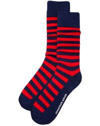 Jonathan Adler Striped Sock