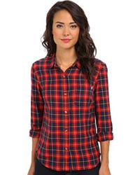 Phoenix flannel ls woven shirt medium 96378