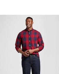 042c80bccbb1 ... Goodfellow Co Big Tall Standard Fit Northrop Poplin Button Down Shirt
