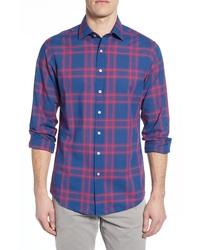 Rodd & Gunn Melland Regular Fit Check Sport Shirt