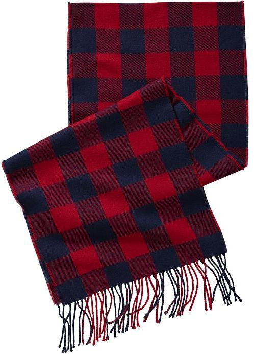 Old Navy Red Plaid Scarf Navy Plaid Scarf Old Navy