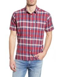 Barbour Mix 2 Short Sleeve Button Up Shirt