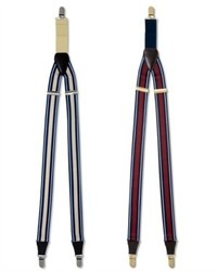 Club Room Suspenders 32mm Striped
