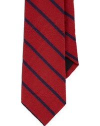 Band Of Outsiders Diagonal Stripe Tie