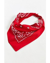Red and White Bandanas for Men  98afdb656b19
