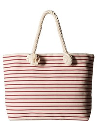 Perfect canvas beach tote tote handbags medium 1252350