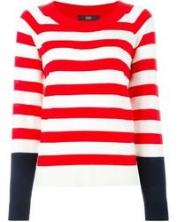 Steffen Schraut Striped Sweater
