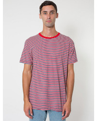 American Apparel Stripe Tee