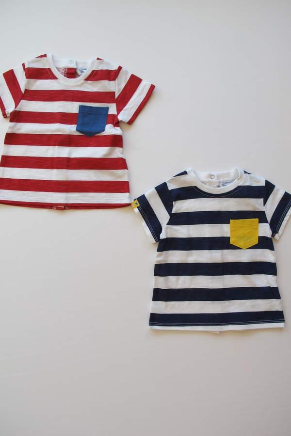 Mayoral Basic Striped T Shirt