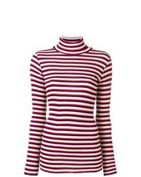Forte Forte Striped Turtleneck Sweater