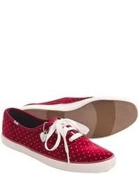 Keds Taylor Swift Champion Velvet Sneakers