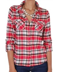 Classic plaid shirt medium 648303