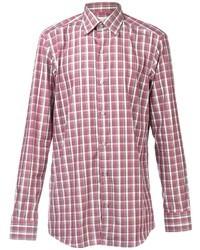 Ermenegildo Zegna Plaid Shirt