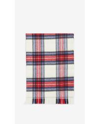 A p c ecossaise scarf medium 118430