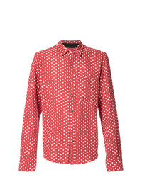 Amiri Polka Dot Shirt