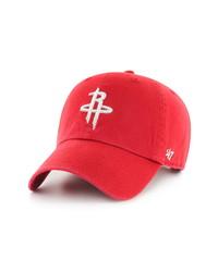 '47 Clean Up Houston Rockets Baseball Cap