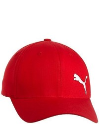 Puma Teamsport Formation Flex Fit Hat Fitted Baseball Athletic Cap