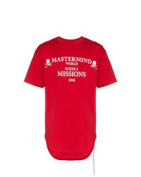 Mastermind Japan Missions Logo Cotton T Shirt