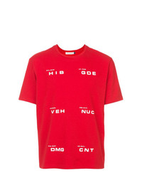 Undercover Printed T Shirt