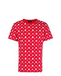 Hydrogen Punk Pattern T Shirt