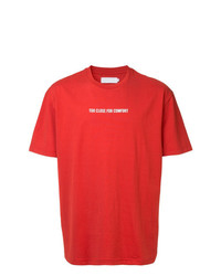 Off Duty Too Close For Comfort T Shirt