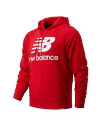 New Balance Essentials Logo Graphic Hoodie