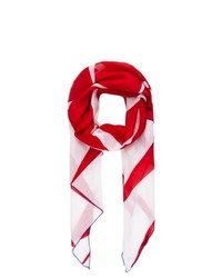 Fraas scarf red medium 115399